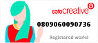 Safe Creative #0809060090736