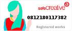 Safe Creative #0812180117382