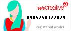 Safe Creative #0905250172029