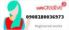 Safe Creative #0908180036973