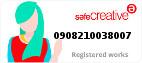 Safe Creative #0908210038007