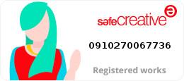 Safe Creative #0910270067736