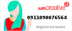 Safe Creative #0911090076564
