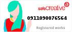Safe Creative #0911090076564