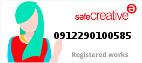 Safe Creative #0912290100585