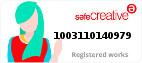 Safe Creative #1003110140979