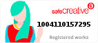 Safe Creative #1004110157295