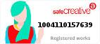 Safe Creative #1004110157639