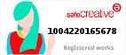 Safe Creative #1004220165678
