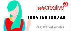 Safe Creative #1005160180240