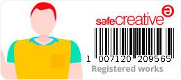 Safe Creative #1007120209565