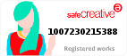 Safe Creative #1007230215388