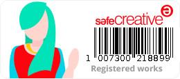 Safe Creative #1007300218899