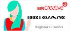 Safe Creative #1008130225798