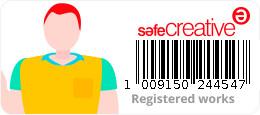 Safe Creative #1009150244547