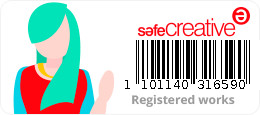 Safe Creative #1101140316590