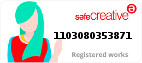Safe Creative #1103080353871