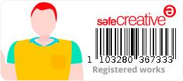 Safe Creative #1103280367333