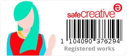 Safe Creative #1104090376294