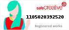 Safe Creative #1105020392520