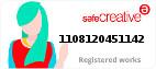 Safe Creative #1108120451142