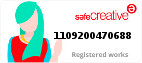 Safe Creative #1109200470688