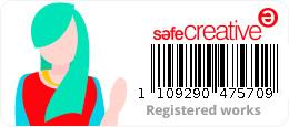 Safe Creative #1109290475709