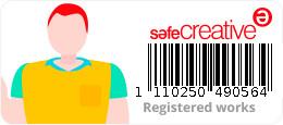 Safe Creative #1110250490564