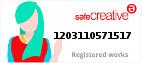 Safe Creative #1203110571517
