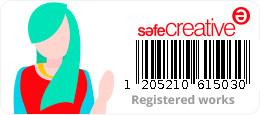 Safe Creative #1205210615030