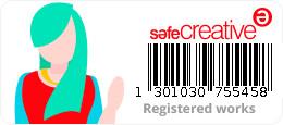 Safe Creative #1301030755458
