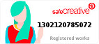Safe Creative #1302120785072