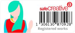 Safe Creative #1306130870926