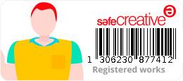 Safe Creative #1306230877412
