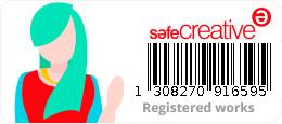 Safe Creative #1308270916595