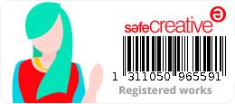 Safe Creative #1311050965591