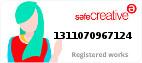 Safe Creative #1311070967124