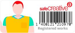 Safe Creative #1408121210978