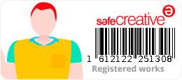 Safe Creative #1612122251308