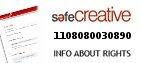 Safe Creative #1108080030890