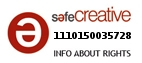 Safe Creative #1110150035728