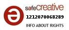 Safe Creative #1212070068289