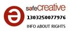 Safe Creative #1303250077976