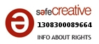 Safe Creative #1308300089664
