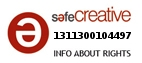 Safe Creative #1311300104497