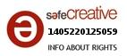 Safe Creative #1405220125059