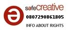 Safe Creative #0807290861805