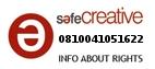 Safe Creative #0810041051622
