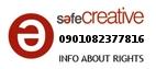 Safe Creative #0901082377816