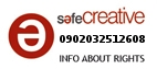 Safe Creative #0902032512608